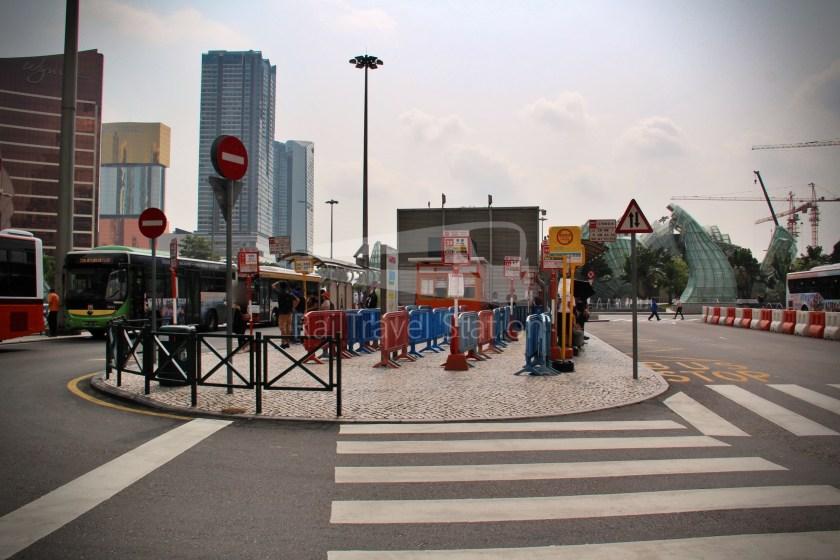 TCM 101X Praça Ferreira Amaral Posto Fronteiriço da Ponte Hong Kong–Zhuhai–Macau 002