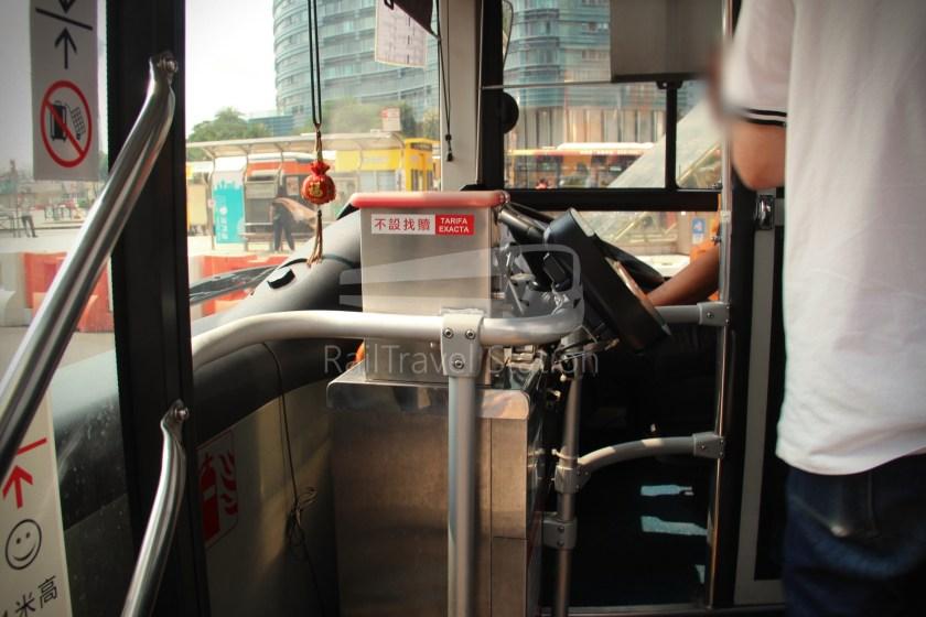 TCM 101X Praça Ferreira Amaral Posto Fronteiriço da Ponte Hong Kong–Zhuhai–Macau 007