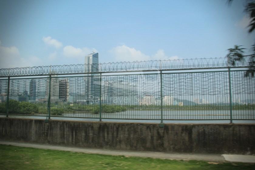 TCM 101X Praça Ferreira Amaral Posto Fronteiriço da Ponte Hong Kong–Zhuhai–Macau 026