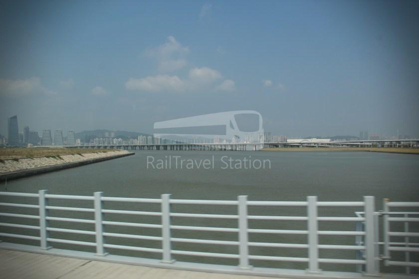 TCM 101X Praça Ferreira Amaral Posto Fronteiriço da Ponte Hong Kong–Zhuhai–Macau 034