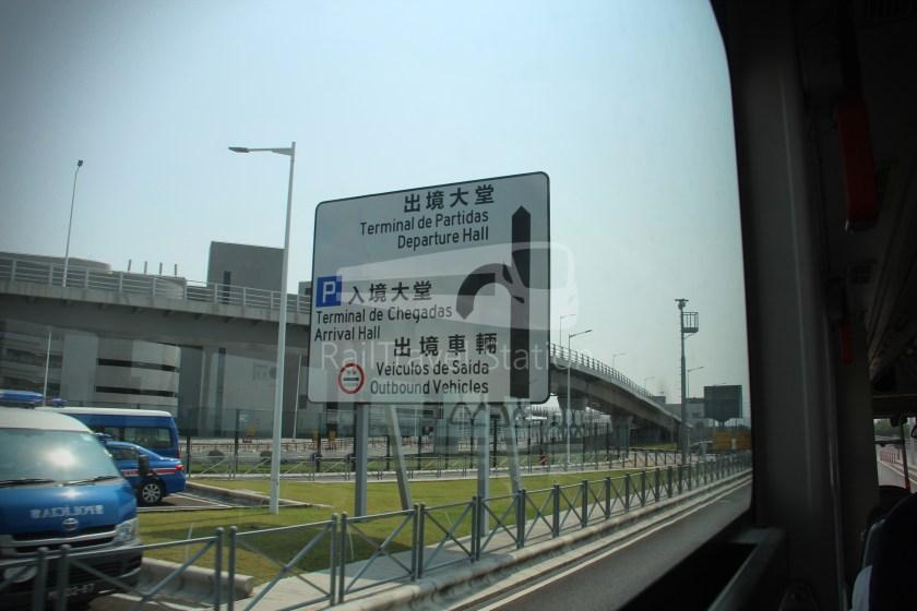 TCM 101X Praça Ferreira Amaral Posto Fronteiriço da Ponte Hong Kong–Zhuhai–Macau 035