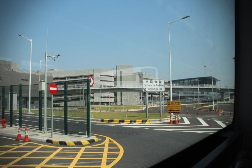 TCM 101X Praça Ferreira Amaral Posto Fronteiriço da Ponte Hong Kong–Zhuhai–Macau 036
