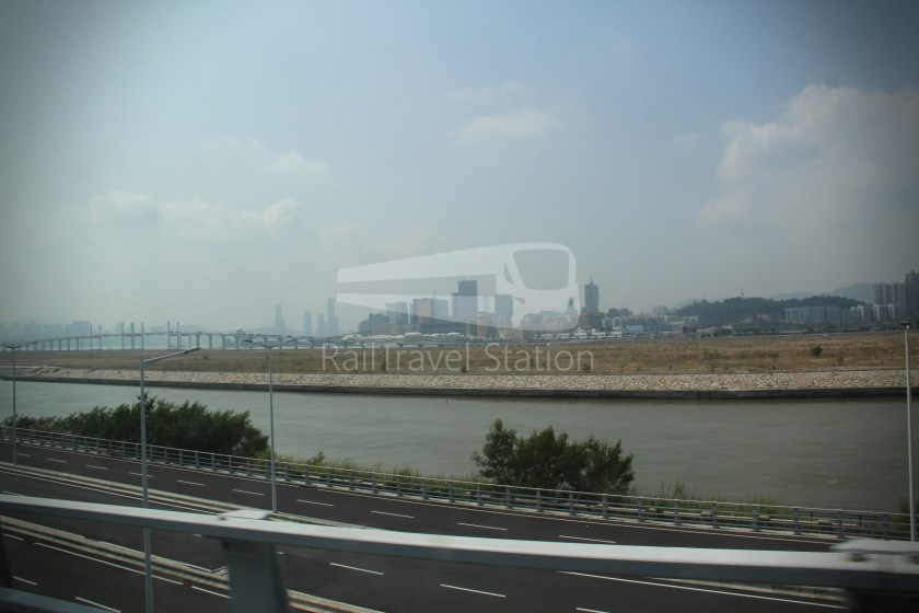 TCM 101X Praça Ferreira Amaral Posto Fronteiriço da Ponte Hong Kong–Zhuhai–Macau 039