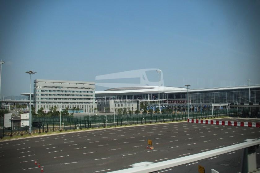 TCM 101X Praça Ferreira Amaral Posto Fronteiriço da Ponte Hong Kong–Zhuhai–Macau 041