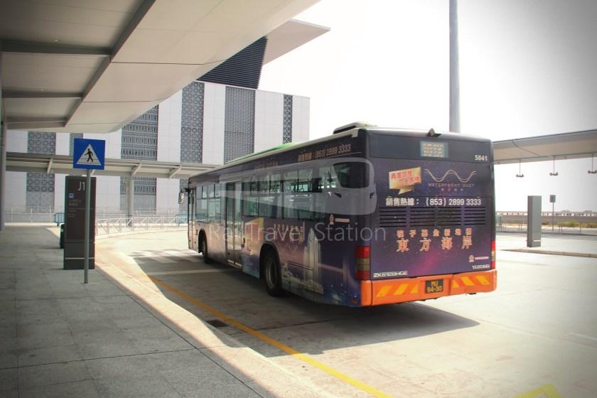 TCM 101X Praça Ferreira Amaral Posto Fronteiriço da Ponte Hong Kong–Zhuhai–Macau 046