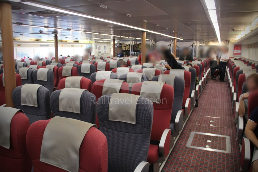 TurboJET Hong Kong Macau Ferry Terminal Macau Outer Harbour Ferry Terminal 032