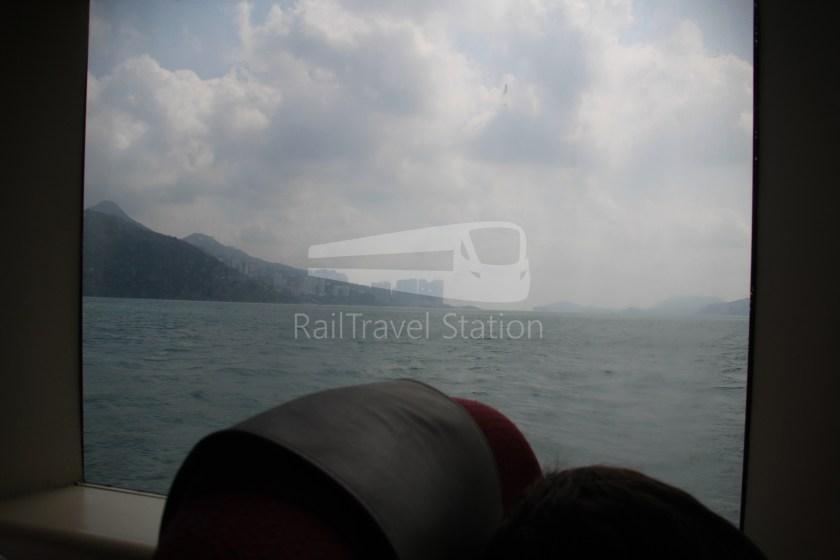 TurboJET Hong Kong Macau Ferry Terminal Macau Outer Harbour Ferry Terminal 041