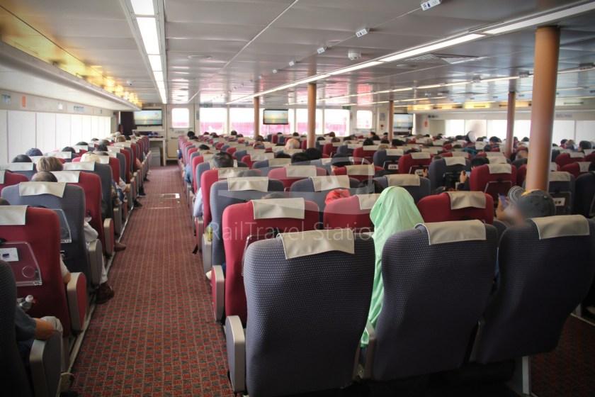 TurboJET Hong Kong Macau Ferry Terminal Macau Outer Harbour Ferry Terminal 042