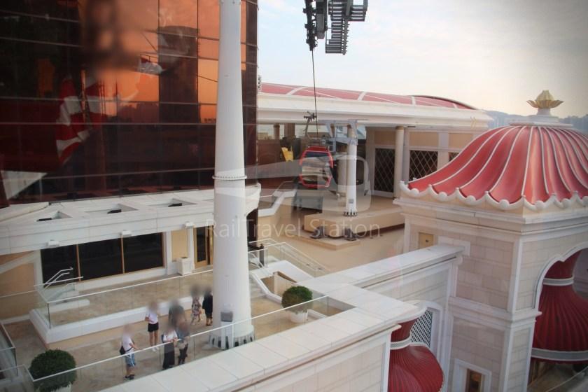 Wynn Palace Dragon SkyCab Cotai Leste LRT Station Wynn Palace 025