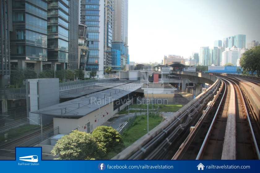 Abdullah Hukum LRT & KTM – KL Eco City – The Gardens Mid Valley Link Bridge 003