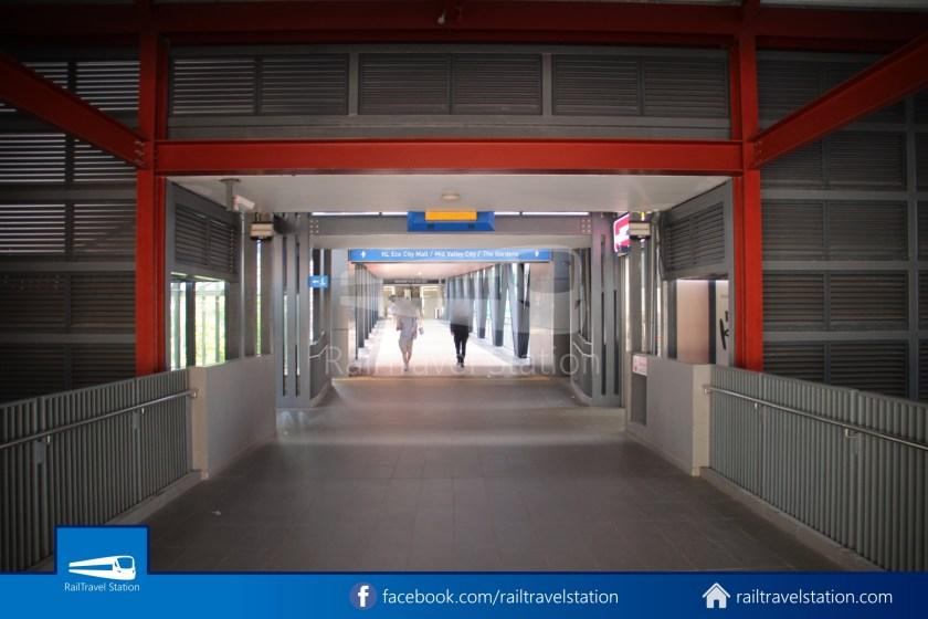 Abdullah Hukum LRT & KTM – KL Eco City – The Gardens Mid Valley Link Bridge 019