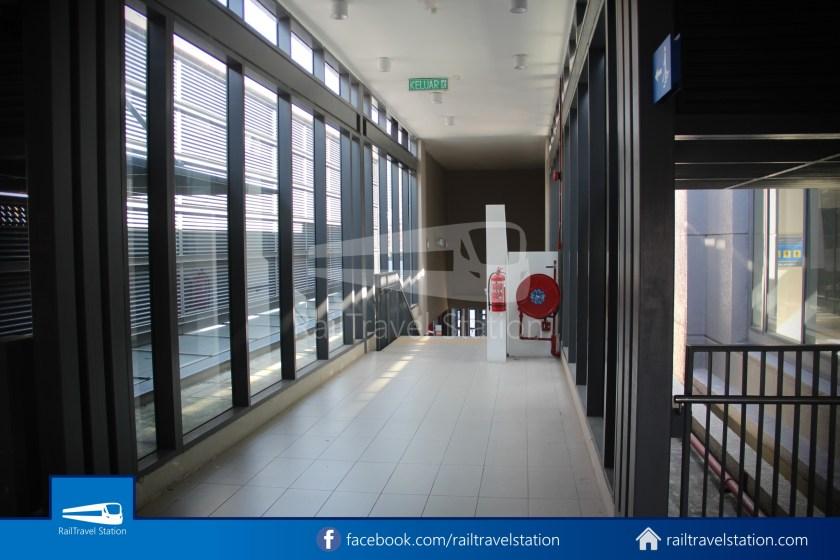 Abdullah Hukum LRT & KTM – KL Eco City – The Gardens Mid Valley Link Bridge 021