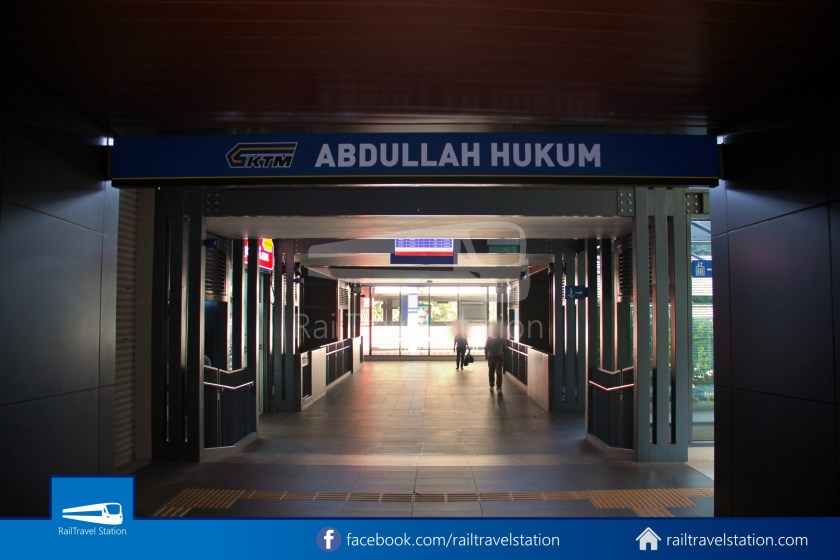 Abdullah Hukum LRT & KTM – KL Eco City – The Gardens Mid Valley Link Bridge 023