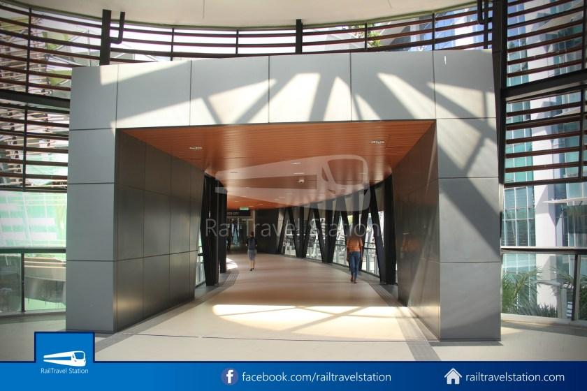 Abdullah Hukum LRT & KTM – KL Eco City – The Gardens Mid Valley Link Bridge 038