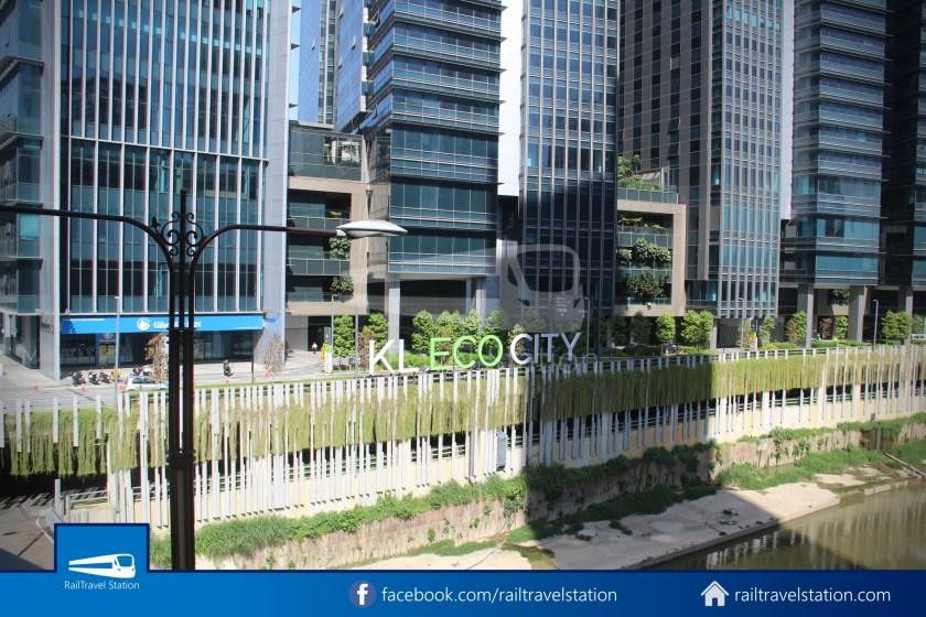 Abdullah Hukum LRT & KTM – KL Eco City – The Gardens Mid Valley Link Bridge 042