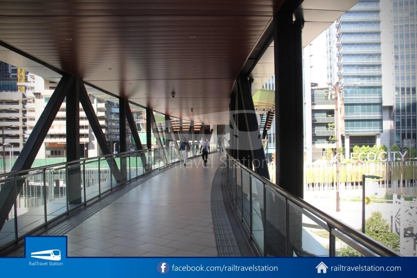 Abdullah Hukum LRT & KTM – KL Eco City – The Gardens Mid Valley Link Bridge 044