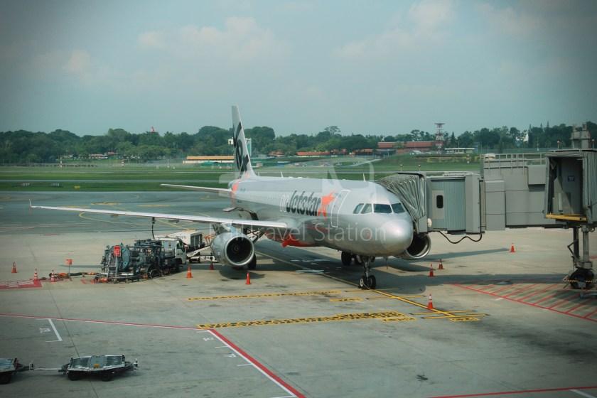 Jetstar Asia 3K207 SIN CGK 010