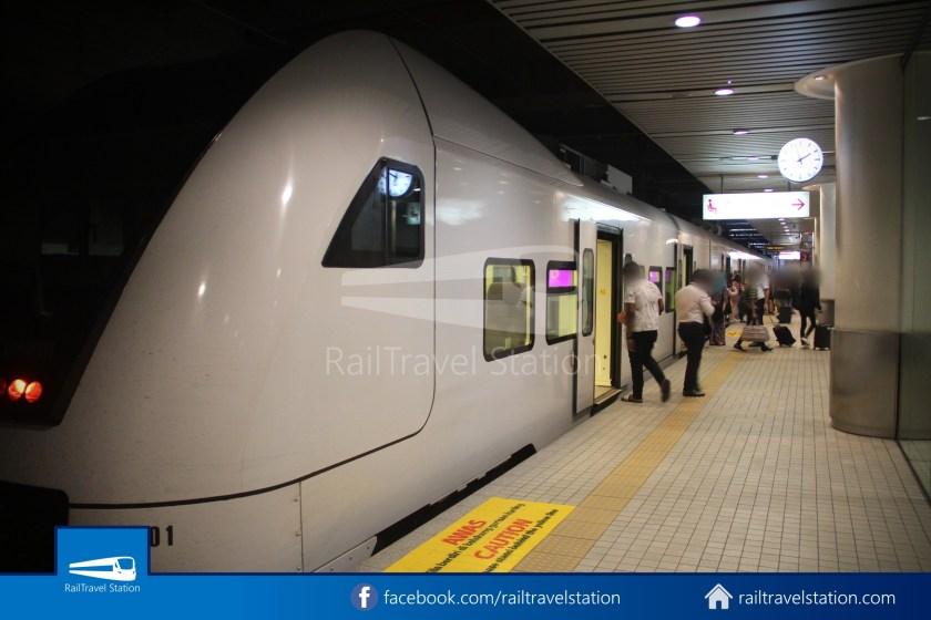 KLIA Transit KL Sentral Putrajaya 016