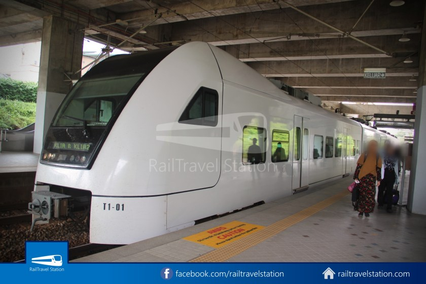 KLIA Transit KL Sentral Putrajaya 045