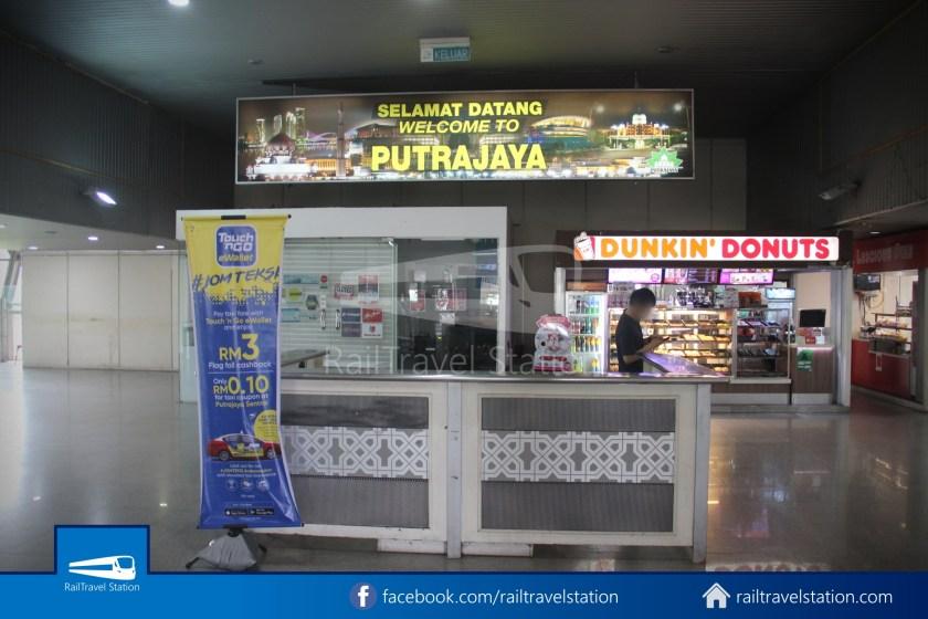 KLIA Transit KL Sentral Putrajaya 052