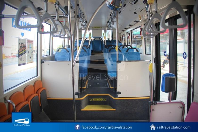 MRT SBK Line Feeder Bus T462 Kajang MRT KIPMall Bangi 004