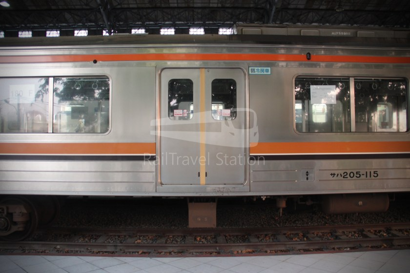 Musashino Line 205 Series Tanjung Priok 011