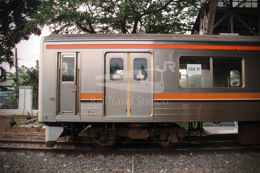 Musashino Line 205 Series Tanjung Priok 022