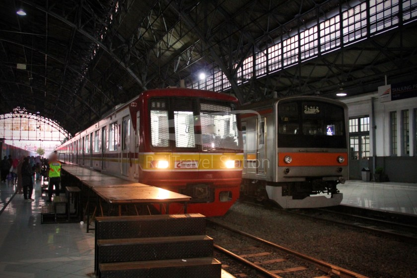 Musashino Line 205 Series Tanjung Priok 028