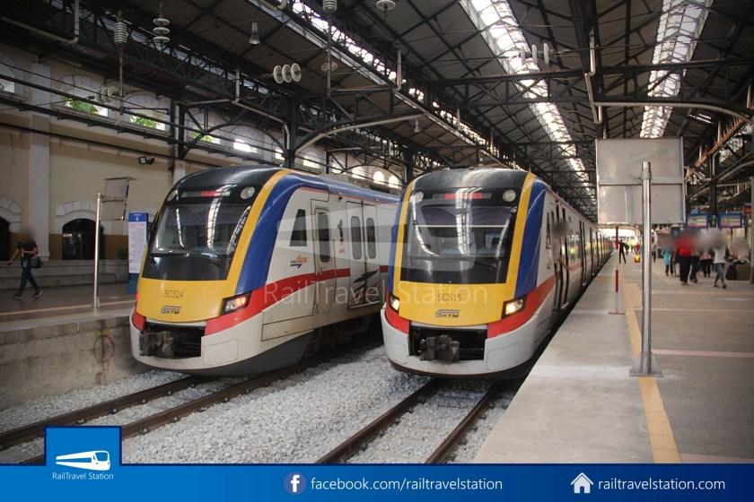 Pasar Seni LRT – Kuala Lumpur KTM Link Bridge 001