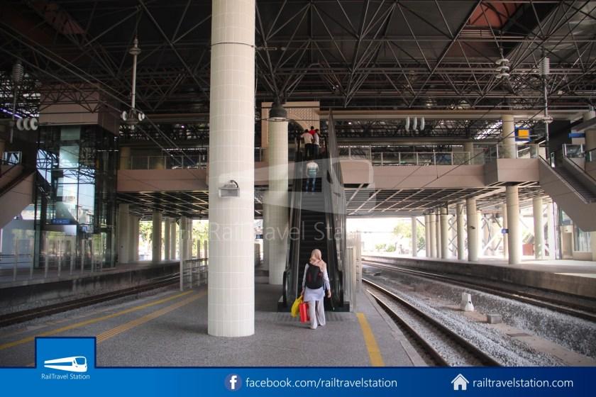 Pasar Seni LRT – Kuala Lumpur KTM Link Bridge 007