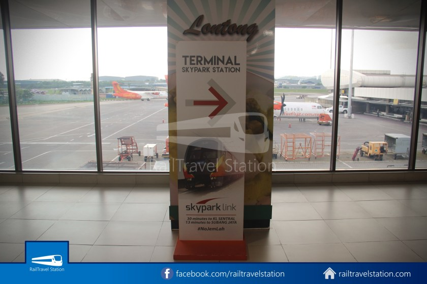 SkyPark Link 2819dn KL Sentral Terminal SkyPark 061