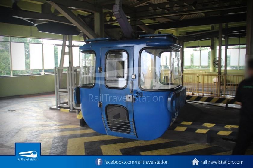 TMII Cable Car Terminal A 069