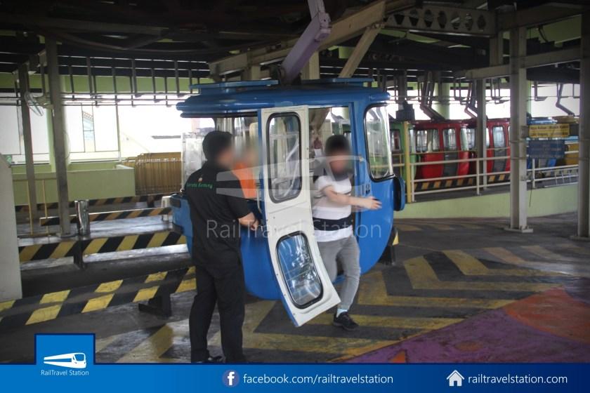 TMII Cable Car Terminal A 071