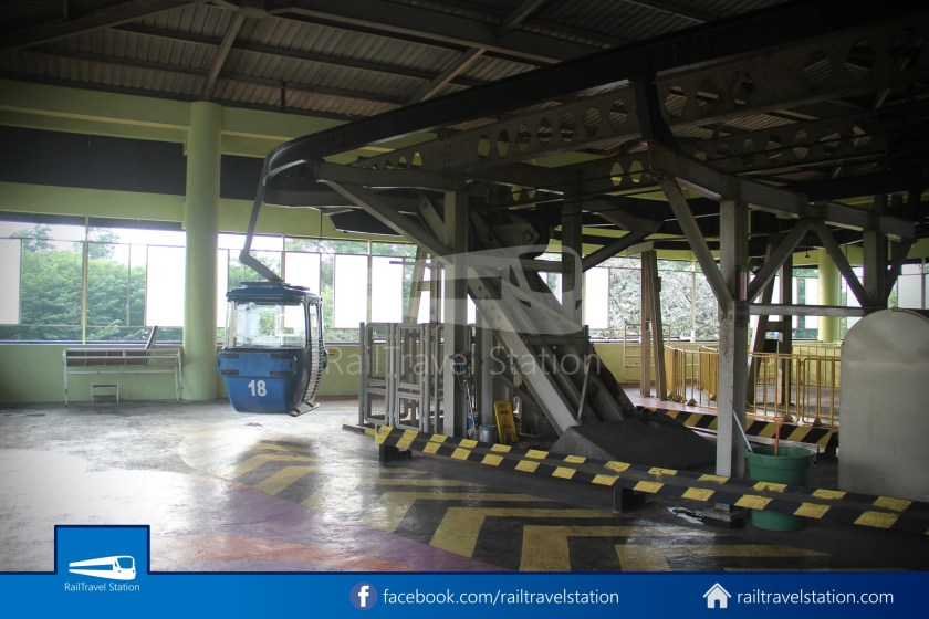 TMII Cable Car Terminal A 072