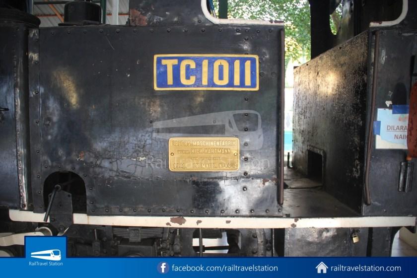 TMII Mini Train 008