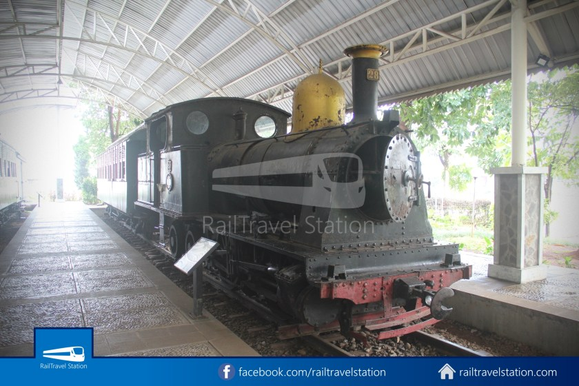 TMII Museum Transportasi 127