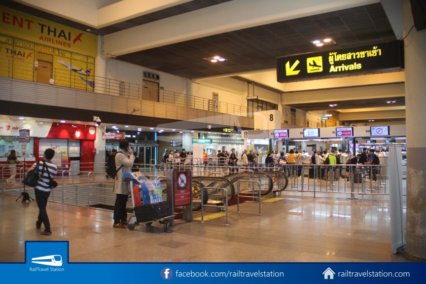 Airportel Aspira One Sutthisan DMK 003