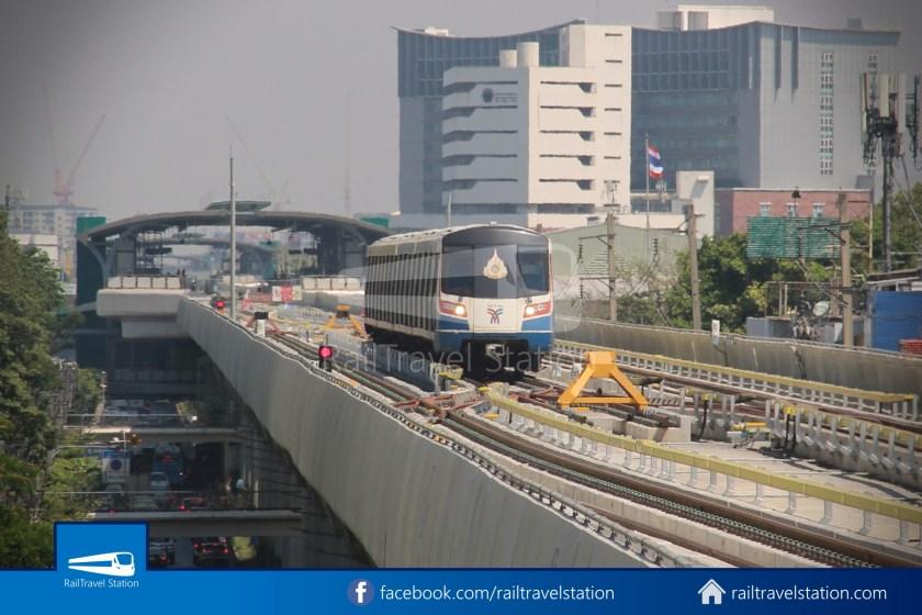 BTS Kasetsart University Extension Ha Yaek Lat Phrao Kasetsart University 057