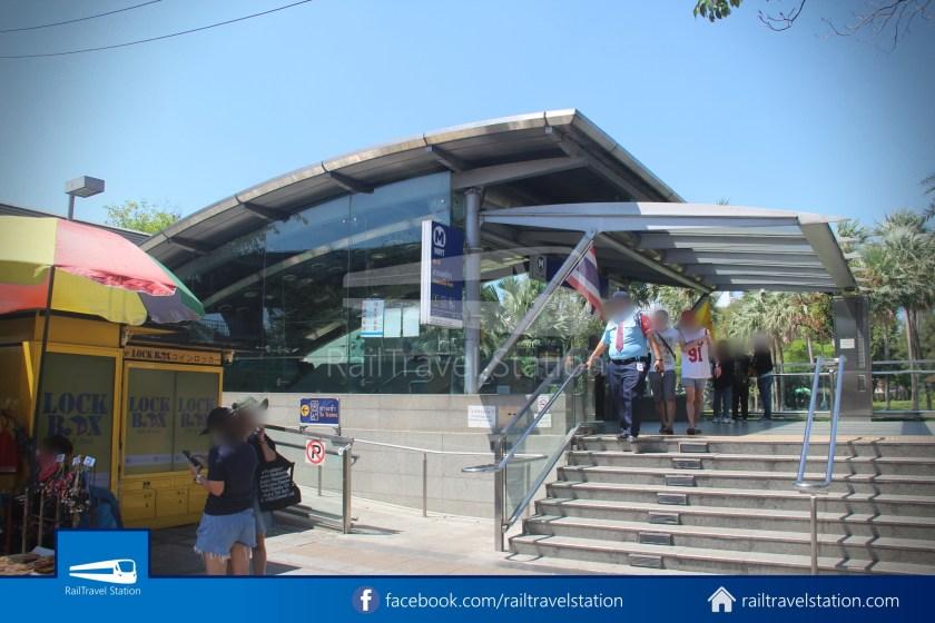 BTS Kasetsart University Extension Kasetsart University Mo Chit 045