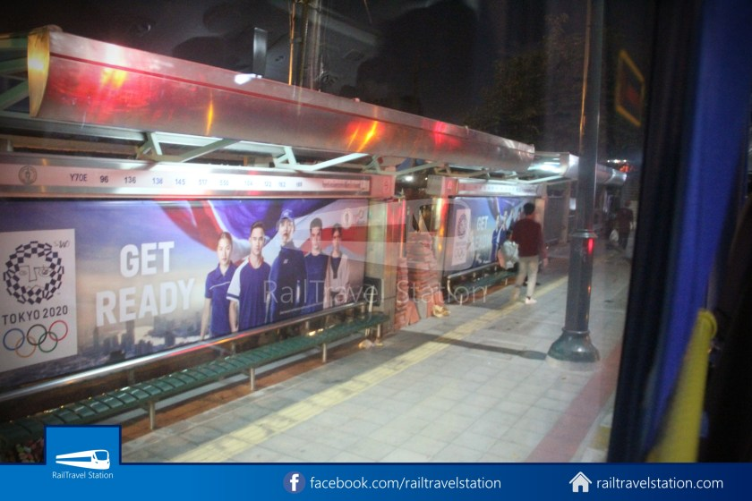 Don Mueang Airport Bus A1 DMK Chatuchak Park MRT 017