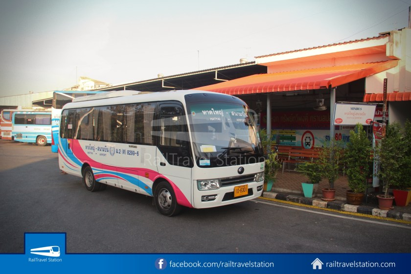 Hat Yai Airport Minibus Airport Bus Station 039