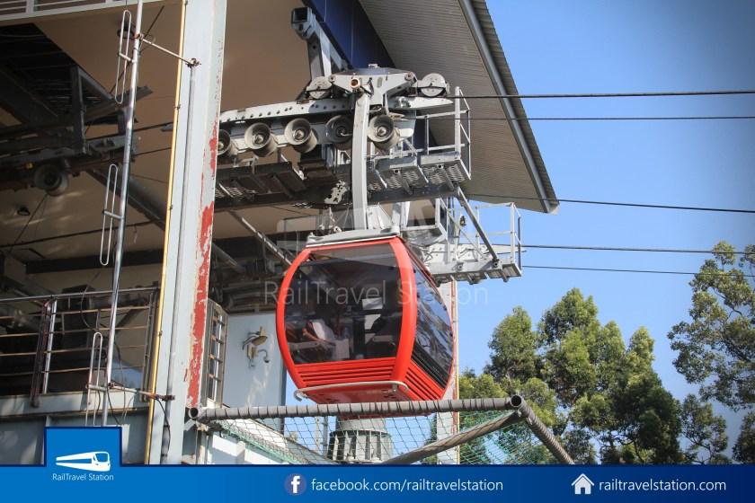 Hat Yai Cable Car Great Brahman Phra Buddha Mongkol Maharaj 006