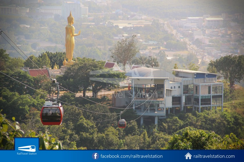 Hat Yai Cable Car Great Brahman Phra Buddha Mongkol Maharaj 009
