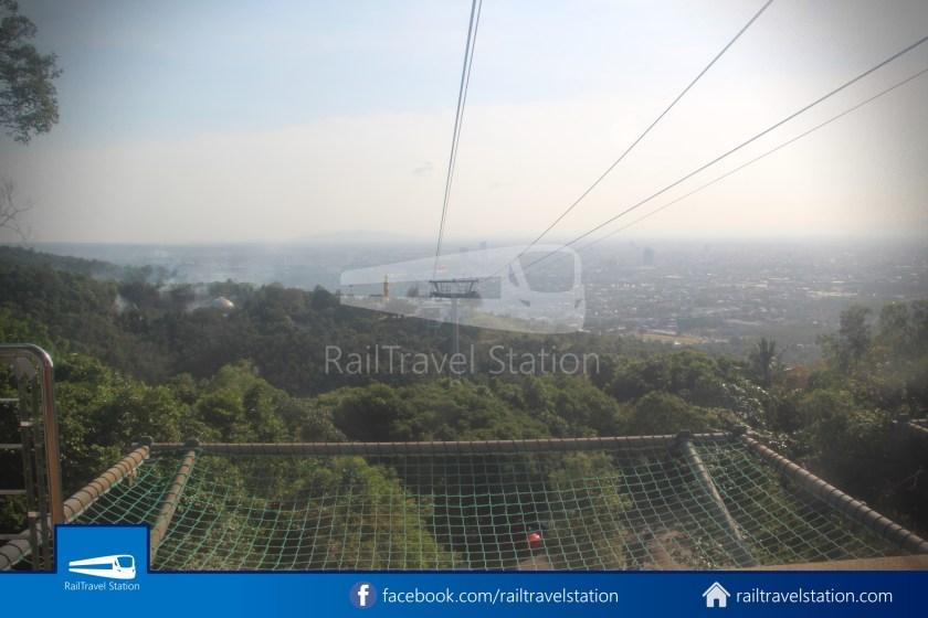 Hat Yai Cable Car Great Brahman Phra Buddha Mongkol Maharaj 026