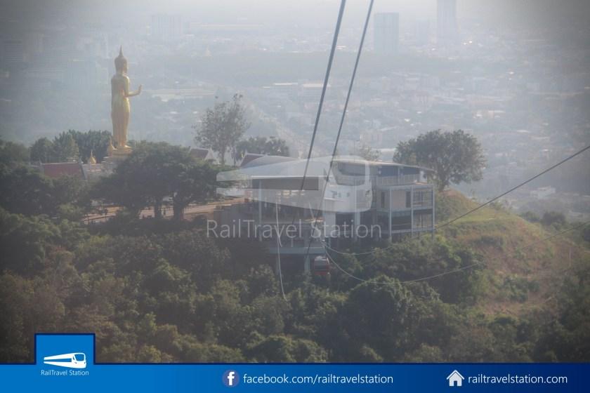 Hat Yai Cable Car Great Brahman Phra Buddha Mongkol Maharaj 029