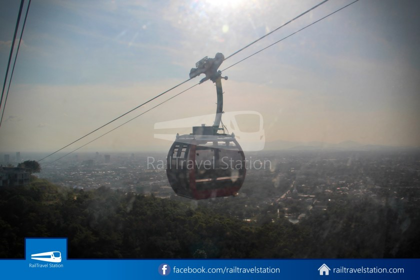 Hat Yai Cable Car Great Brahman Phra Buddha Mongkol Maharaj 031