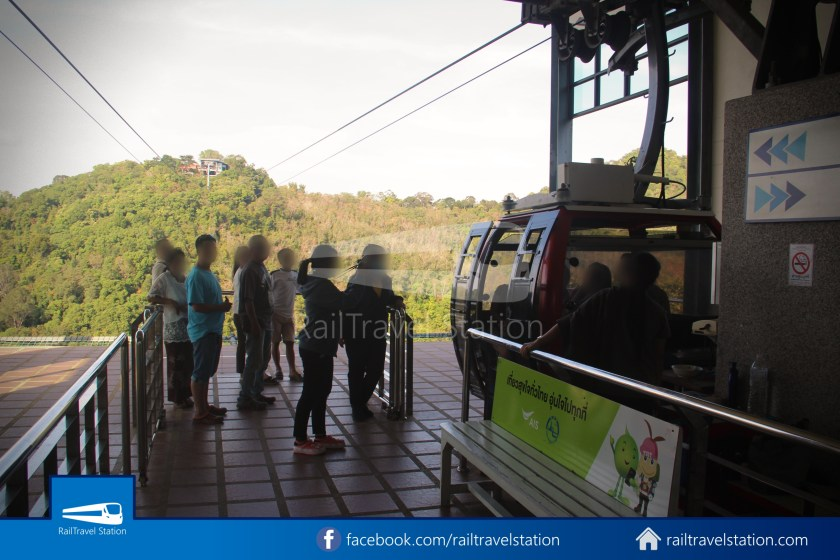 Hat Yai Cable Car Great Brahman Phra Buddha Mongkol Maharaj 036