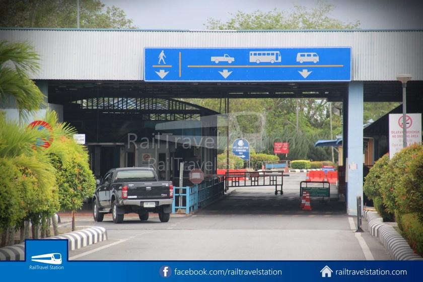 Padang Besar Border 17
