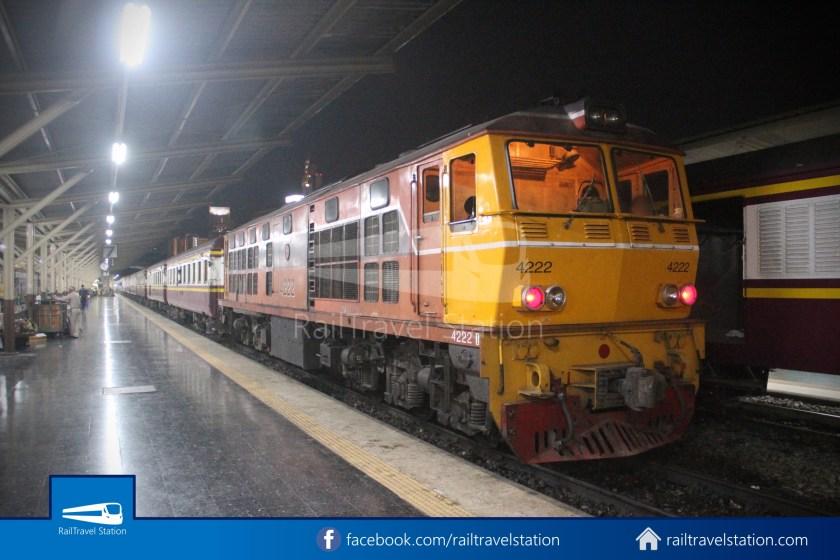 Rapid 107 Hua Lamphong Don Mueang 005