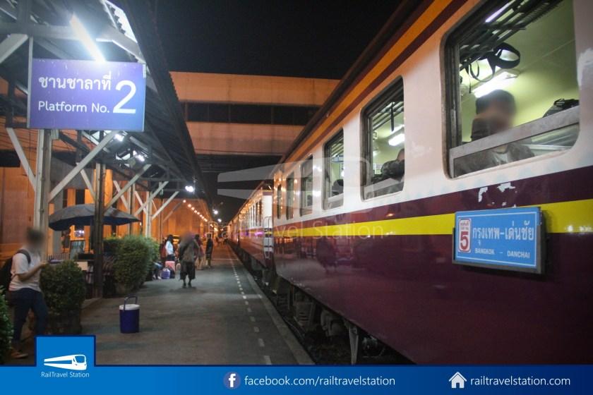 Rapid 107 Hua Lamphong Don Mueang 035